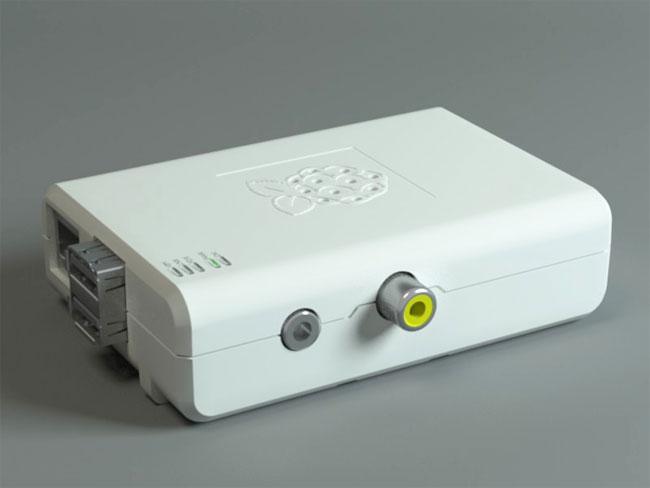 Un boitier pour le Raspberry Pi