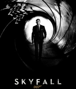 Skyfall, la première bande annonce pour le prochain James Bond
