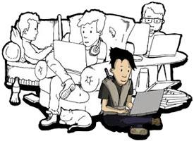 Découvrez CommitStrip : des strips sur les développeurs