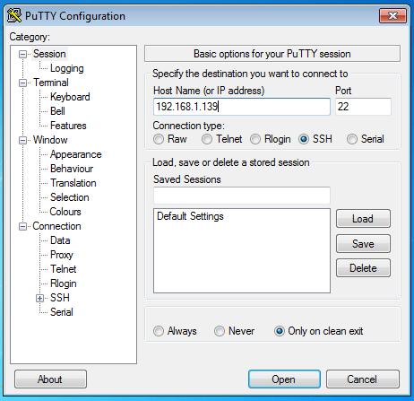 Tutoriel : Se connecter en SSH sur son Raspberry Pi (OpenElec)