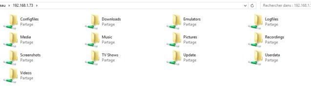 Partage Windows avec Openelec - Place4Geek