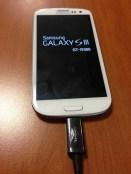 Test de l'adaptateur HDMI pour Galaxy S3