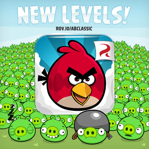 Angry Birds est désormais gratuit sur Iphone et Ipad !