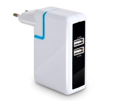 Novodio Dual USB Fast Charger