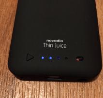 Test du Novodio Thin Juice + Concours