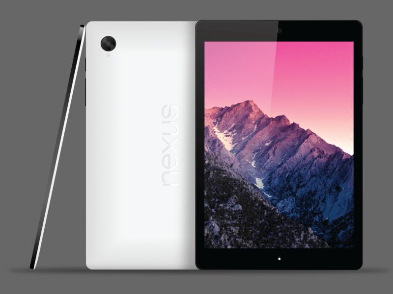 Nexus 9 de Google: Nvidia Tegra K1 64 bits Inside
