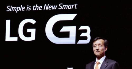 LG G3 UX, disponible sur les smartphones et tablettes LG entrée et milieu de gamme