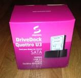 Test du Storeva DriveDock Quattro U3 + Concours