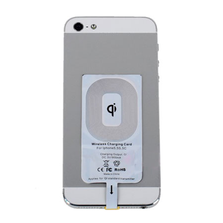 Test d'un adaptateur pour recharger sans fil vos iPhones 5, 5S, 6 et 6 Plus