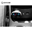 Test du chargeur USB avec indicateur de batterie pour voiture Capdase T2