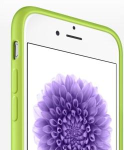 Test de la coque en silicone officielle d'Apple pour iPhone 6