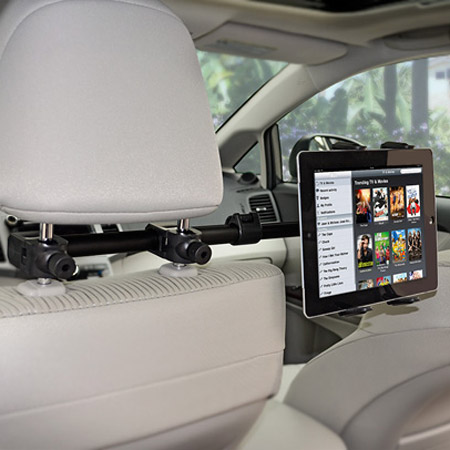 Test du support appui-tête voiture pour tablettes - Arkon TAB3-RSHM