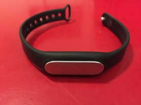 Test du bracelet connecté Mi Band de Xiaomi