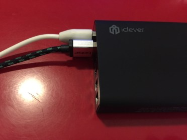 Test du chargeur USB 6 ports iClever