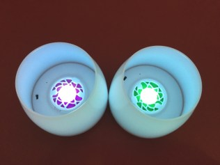 Test des bougies LED bluetooth MiPow