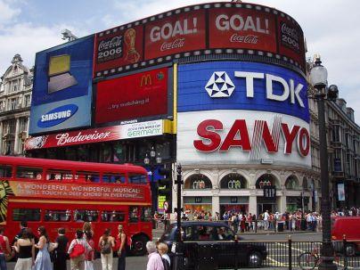 Londres : capitale du geek