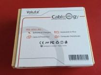 Test des câbles nylon tressés micro USB de Volutz