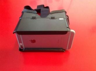 Test du casque à réalité virtuelle Archos pour smartphones