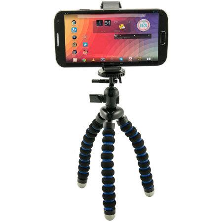 Test du trépied universel Arkon pour smartphone ou APN / GoPro