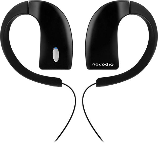Test des Novodio iH2O – Des écouteurs intra-auriculaires étanches & Concours