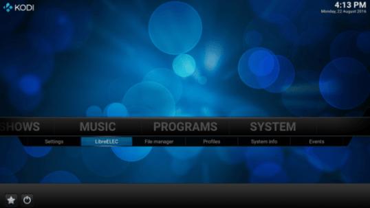 Tuto Raspberry Pi : Comment migrer d'OpenELEC vers LibreELEC