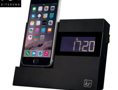 Test du KitSound X-Dock 3 un dock radio FM pour iPhone