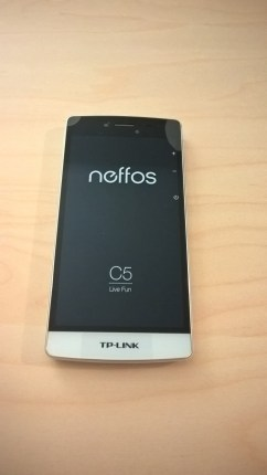Test du Neffos C5 de TP-Link
