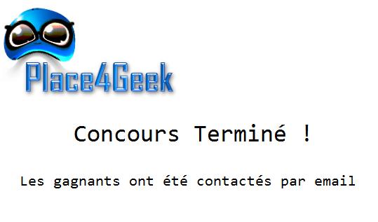 Concours Terminé