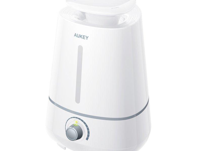 Test de l'humidificateur ultrasonique 3,5 L d'Aukey