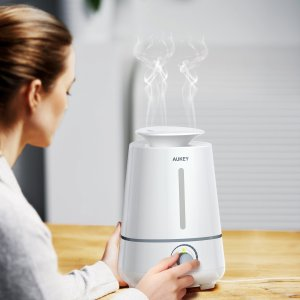 Test de l'humidificateur ultrasonique 3,5 L d'Aukey