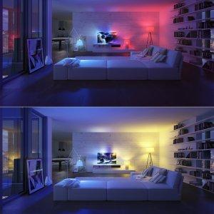 Test de l'ampoule LED musicale d'Aukey