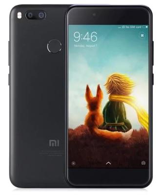 Bon plan sur le smartphone 5,5 pouces Xiaomi Mi A1 – Full HD, Snapdragon 625, RAM 4 Go, ROM 64 Go (Avec B20)