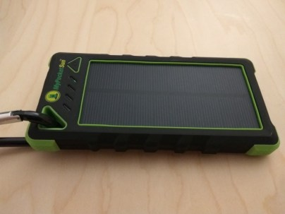 Test de la batterie solaire Ultimate de 16 000mAh de My Pocket Sun