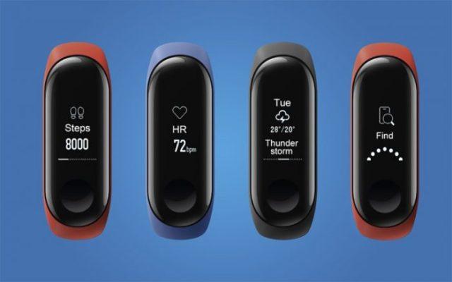 Le Xiaomi Mi Band 3 à moins de 30 € !