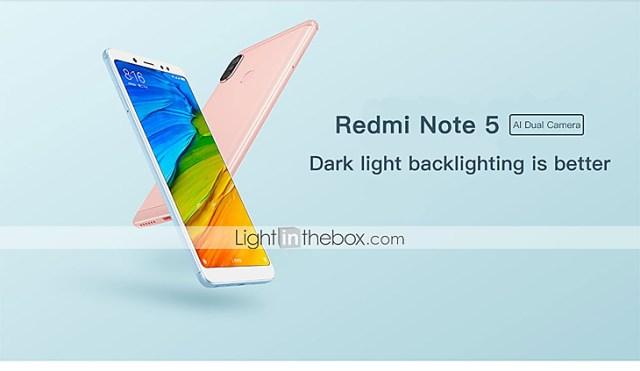 Test du Redmi Note 5