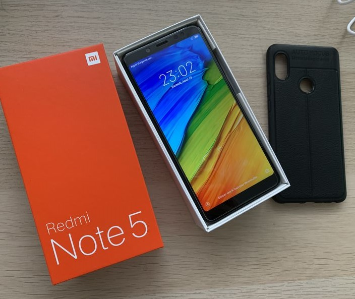 Test du Redmi Note 5