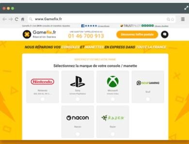 Avis Gamefix : le test du réparateur de console