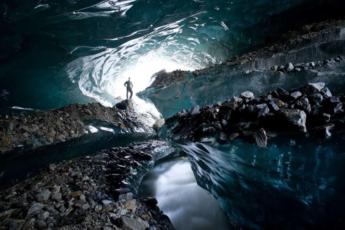 Basalt Cave Scotland