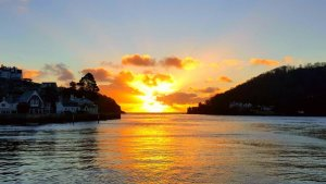 Sunrise, Dartmouth