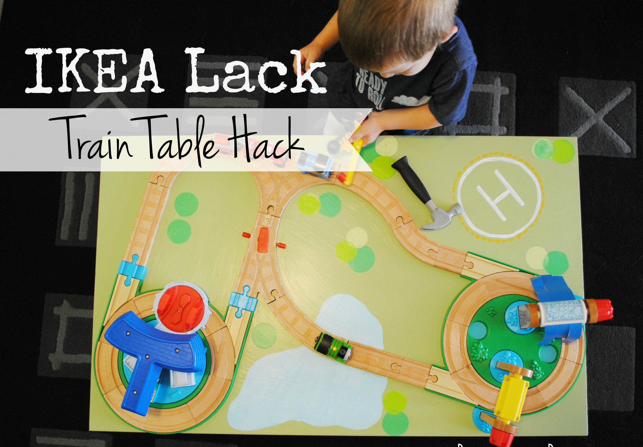 and train ikea storage the lady table wm an custom this of with tons is crazy hack tables img such activity craft