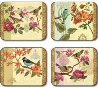 placemats.com   Jason Bird Study Placemats   Animals ...