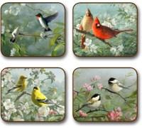 placemats.com   Jason Garden Birds Placemats   Animals ...