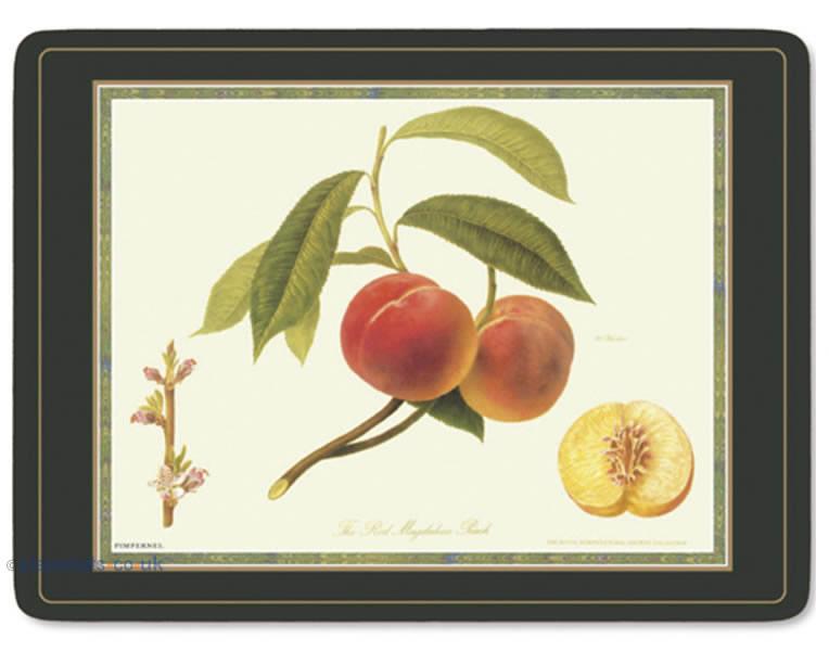 placematsde  Pimpernel Tischsets  Hooker Fruits