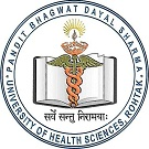 University of Health Sciences Rohtak