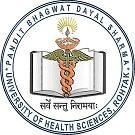 University of Health Sciences Rohtak