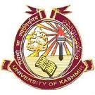Kashmir University Logo