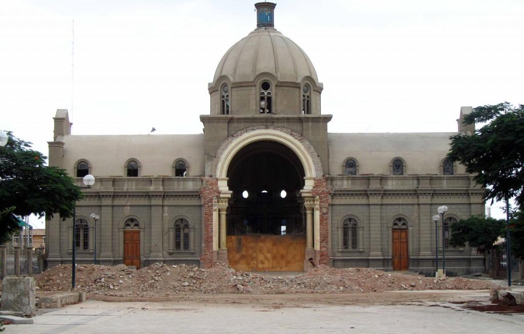 Iglesia Señor de Luren Ica