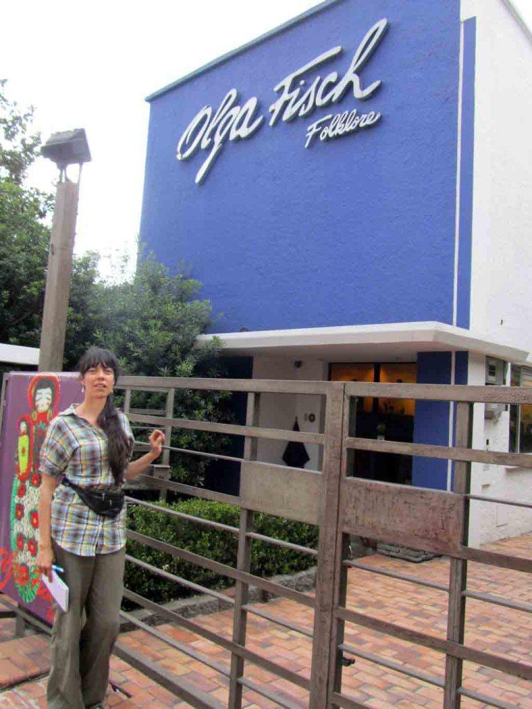 Olga Fisch Folklore