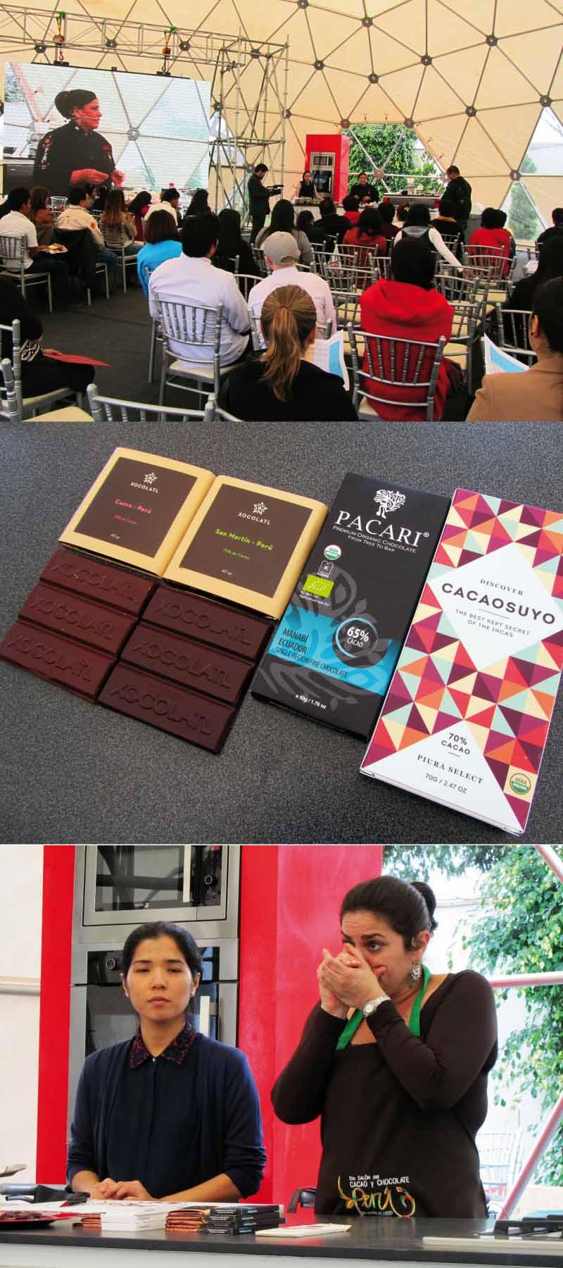 salón cacao y chocolate
