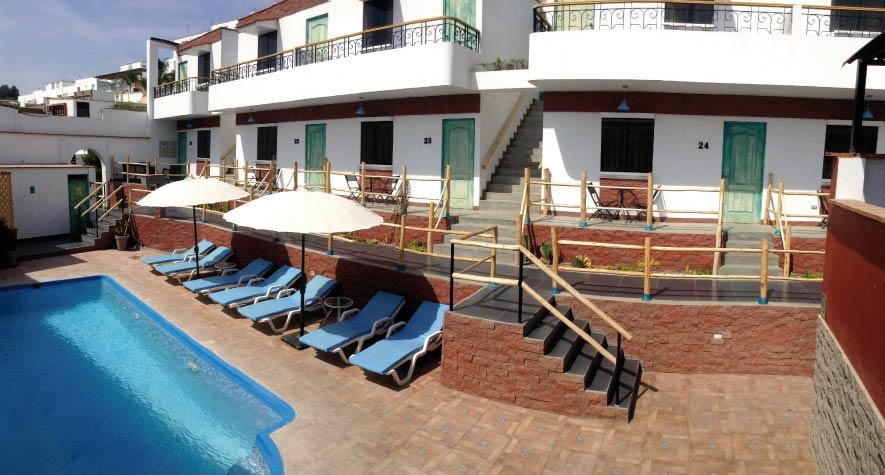 un buen hotel en ica